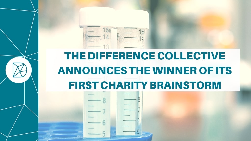 The Difference Collective announces the winner of its first free charity brainstorm
