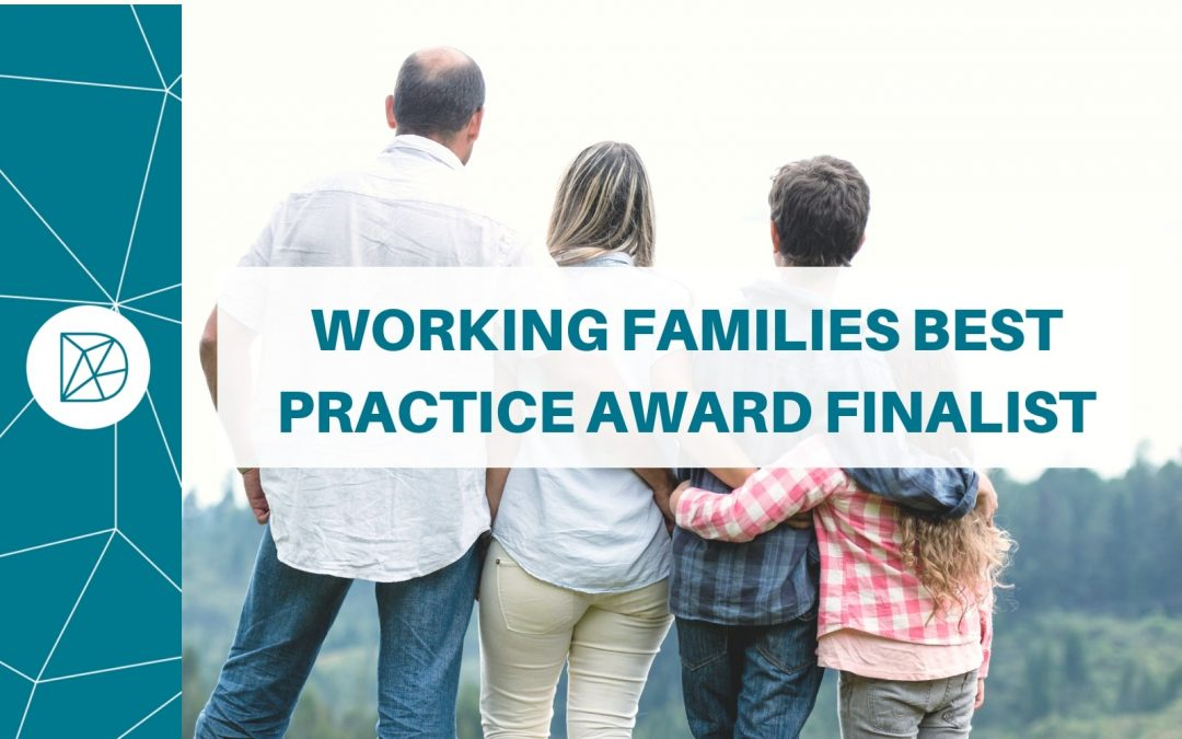 The Difference Collective shortlisted for Working Families Best Practice Award